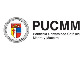 Logo de la Pontificia Universidad Católica Madre y Maestra (PUCMM)